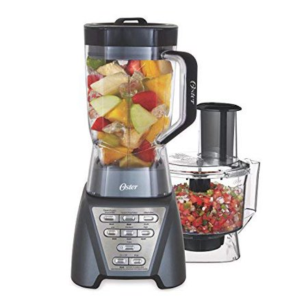Oster Pro 1200 Blender with Professional Tritan Jar and Food Processor