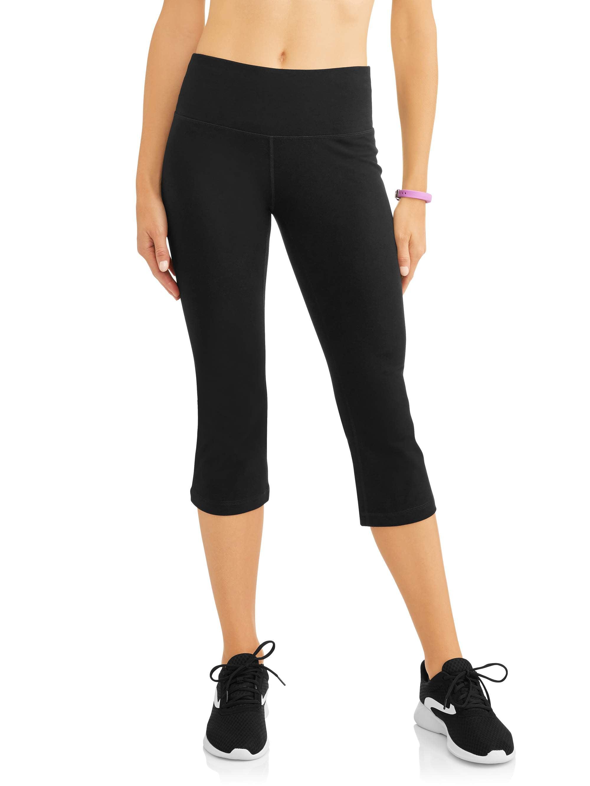 4cd18e544d Athletic Works - Women s Core Active Yoga Capri Pant - Walmart.com