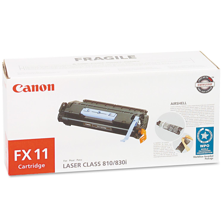 Canon 1153B001AA (FX11) Toner, Black