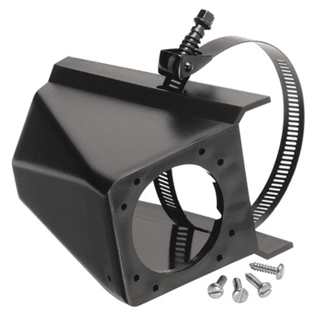 TOW READY 6-WAY AND 7-WAY CONNECTOR MOUNTING BOX FOR HITCHES W 7 Way Connector Mounting Box