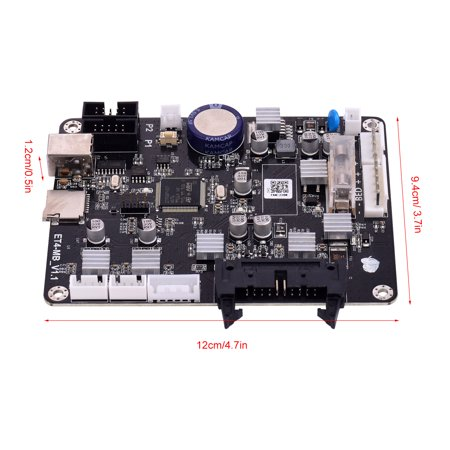 ET4 3D Printer Upgrade Motherboard Control Board Ultra Quiet Mainboard 32Bit 256 Subdivision Support Offline Update Resume Printing Filament Detection - image 7 of 7