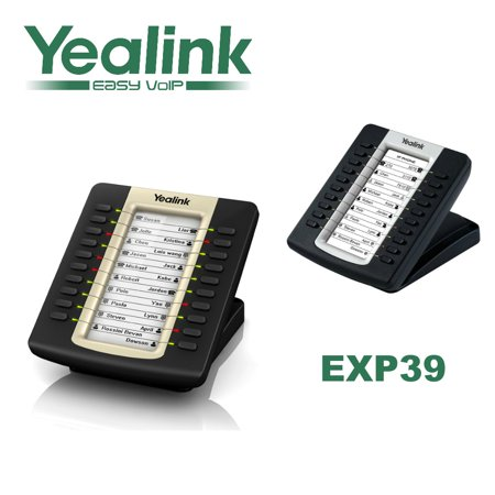 Yealink Exp39 Lcd Expansion Module  Compatible To Sip T29g T28p T27p T26p