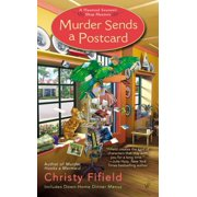 Murder Sends a Postcard - eBook