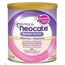 Baby Formula: Neocate SyneoInfant