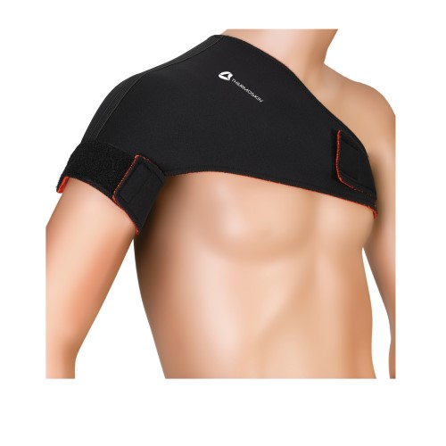Shoulder Support by Thermoskin - Black Small