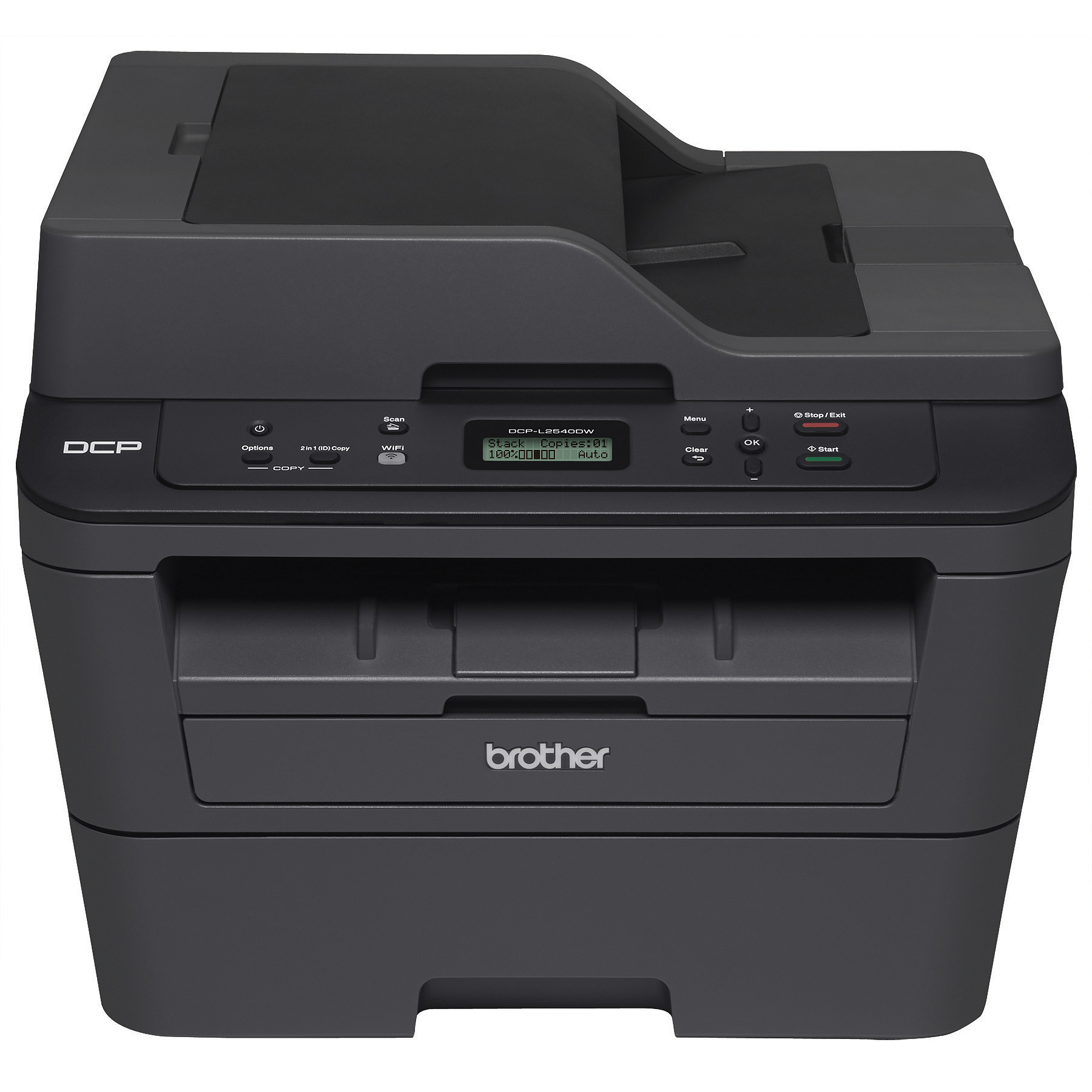 Brother DCP-L2540DW Laser Multi-Function Printer/Copier/Scanner