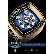 NFL America's Game: Baltimore Colts Super Bowl V (DVD) by CINEDIGM
