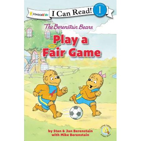 I Can Read! / Berenstain Bears / Living Lights: The Berenstain Bears Play a Fair Game (Paperback)](Halloween Games You Can Play At Home)