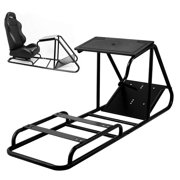BestEquip Playseat Driving Simulator Cockpit Gaming Chair with Gear Shifter Mount with Gear Shifter Mount for PS3 PS4 XBOX Chair Not Included
