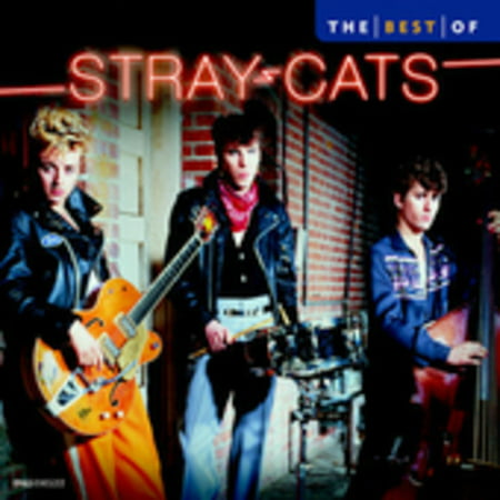 Stray Cats - Best of Stray Cats [CD]