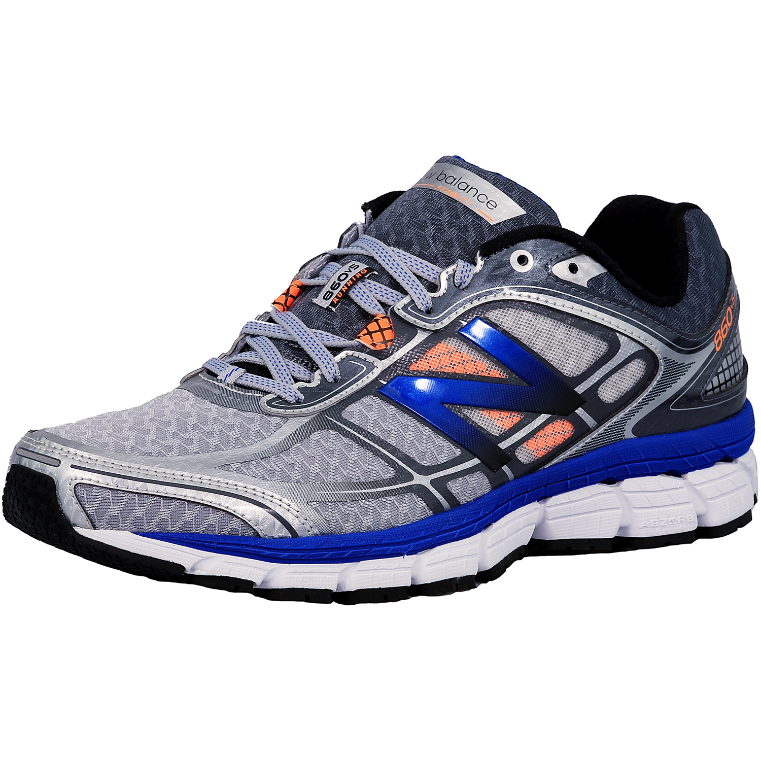 New Balance Men's M860 Sb5 Ankle-High Running Shoe - 12.5M