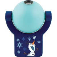 Projectables® Disney®'s Frozen LED Plug-In Night Light, Olaf and Sven, 29812