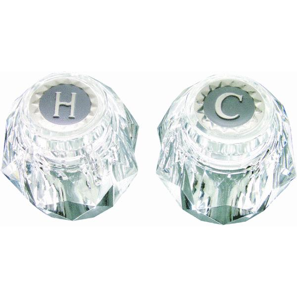 Moen or Stanadyne Crystal Faucet Handle