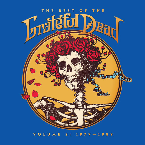 Best Of The Grateful Dead 2: 1977-1989 (Vinyl) by
