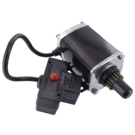 Lumix GC Electric Starter Motor For Toro 824 XL Snow Blower 38080 38083 38085 38085C