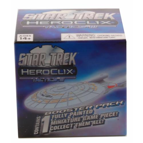 Star Trek Heroclix Tactics Series III Booster Pack