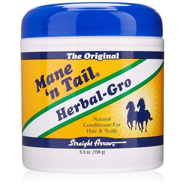 mane n tail herbal-gro pomade, 5.5 ounce