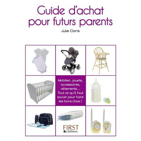 Petit Livre de - Guide d'achat pour futurs parents - eBook - Petit Dessert Pour Halloween