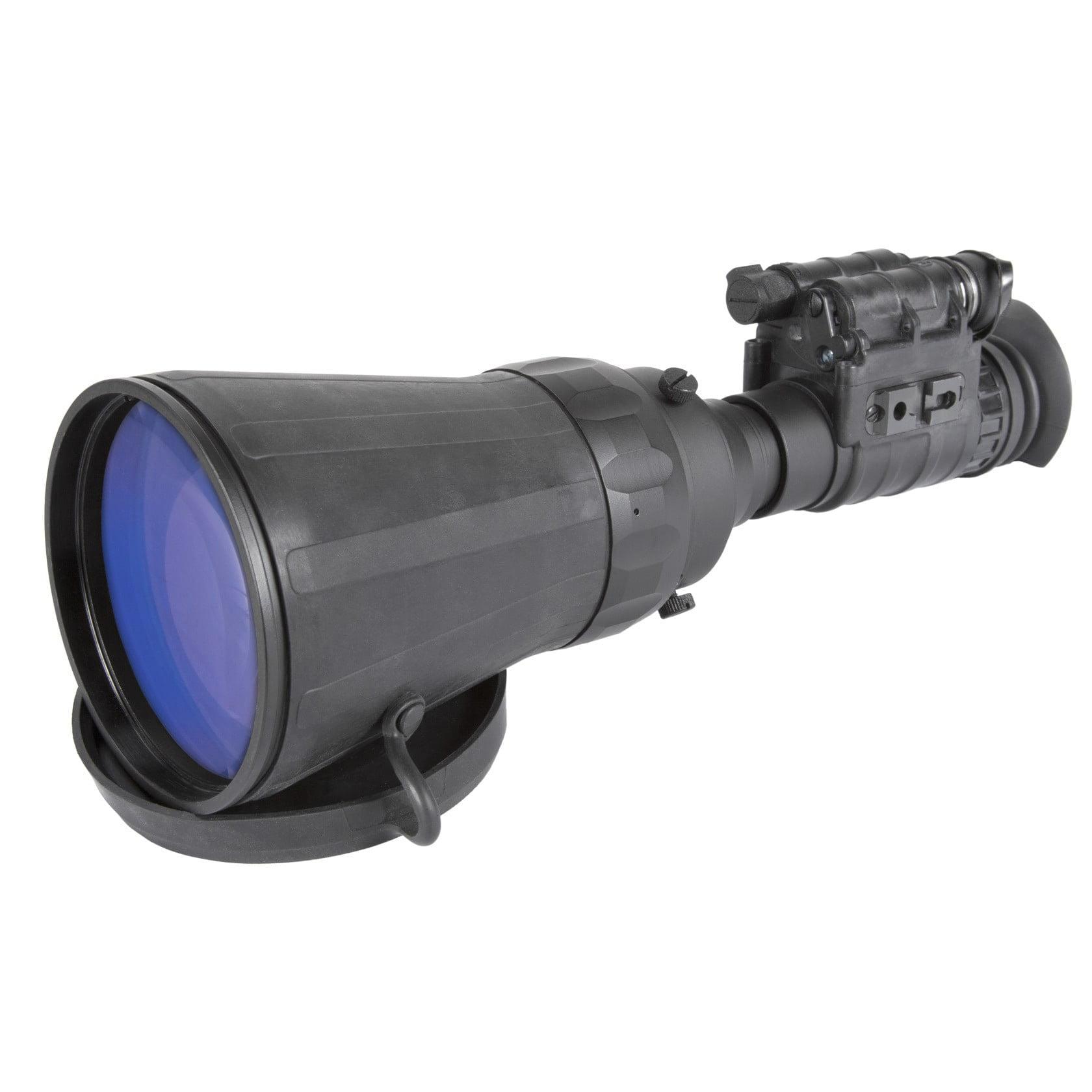 Armasight Avenger 10X HD MG Gen 2+ LR Night Vision Monocular High Definition with XLR-IR850 Illuminator by Armasight