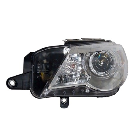 Vw2503142 Right Headlamp Assembly Composite For 09 12 Vw Cc Passat
