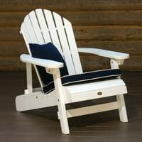 Highwood® Hamilton Folding & Reclining Adirondack Chair