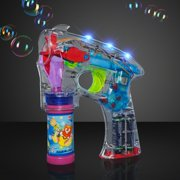 LED Color Changing Bubble Gun by Blinkee