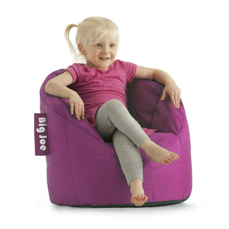 Big Joe Kids' Lil Lumin Bean Bag Chair, Multiple Colors