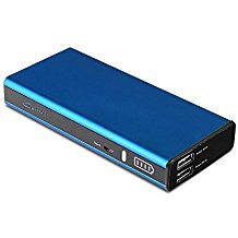 Gomeir Power Bank 13000mAh Portable External Battery Pack...