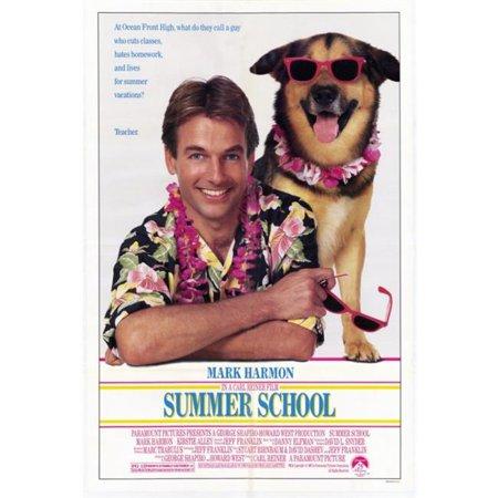 Posterazzi MOVGF9388 Summer School Movie Poster - 27 x 40 in. - image 1 de 1