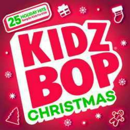 Kidz Bop Christmas (CD) - Kidz Bop This Is Halloween