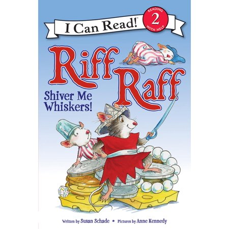 Riff Raff: Shiver Me Whiskers! - eBook