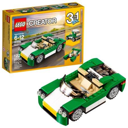 lego creator 3 in 1 green cruiser 31056. Black Bedroom Furniture Sets. Home Design Ideas
