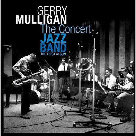 Concert Jazz Band Mulligan Gerry