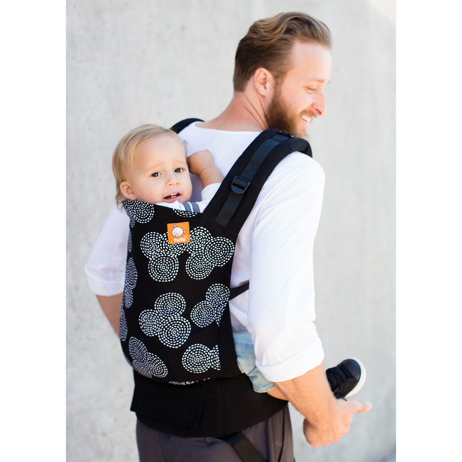 Tula Ergonomic Toddler Carrier - Concentric