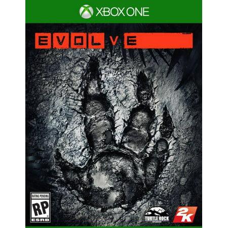 Evolve, 2K, Xbox One, 710425493751