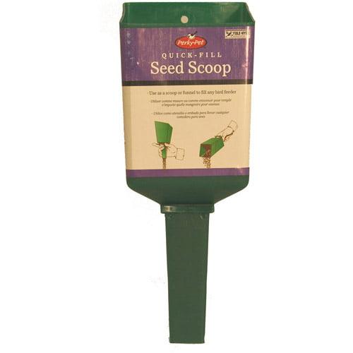 Perky-Pet Quick-Fill Bird Seed Scoop