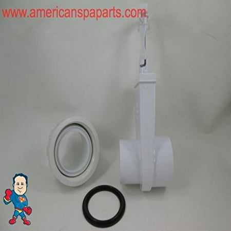 Hot Tub Spa Gate Slice Valve 2