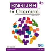 English in Common 4b Split: Student Book with Activebook and Workbook Paperback