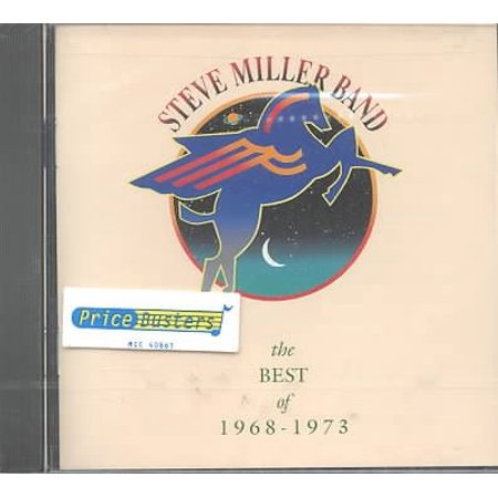 BEST OF STEVE MILLER BAND 68-73 (CD)