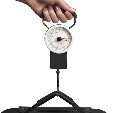 Protege Luggage Scale and Tape Measure - Walmart.com