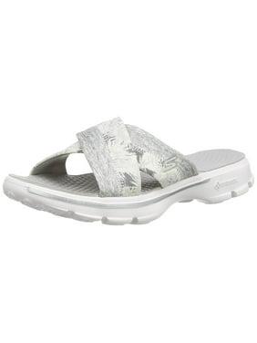a71dbe198497 Product Image Skechers Women s Performance Go Walk Fiji Flip Flop