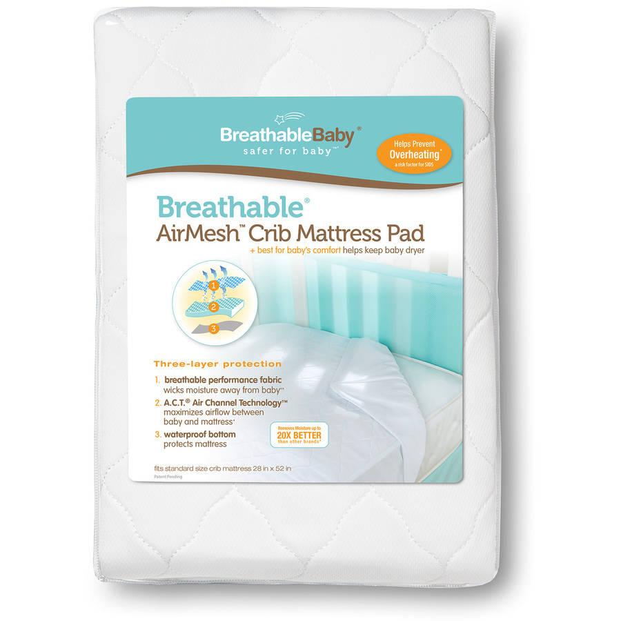 AirMesh Waterproof Mattress Pad Cover