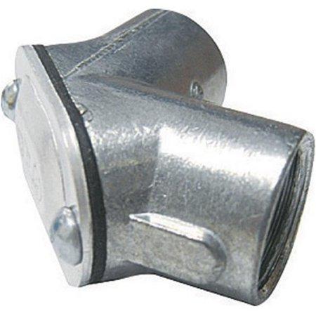 Gampak 49682 Coude rigide - 90 -, 0,75 po - image 1 de 1
