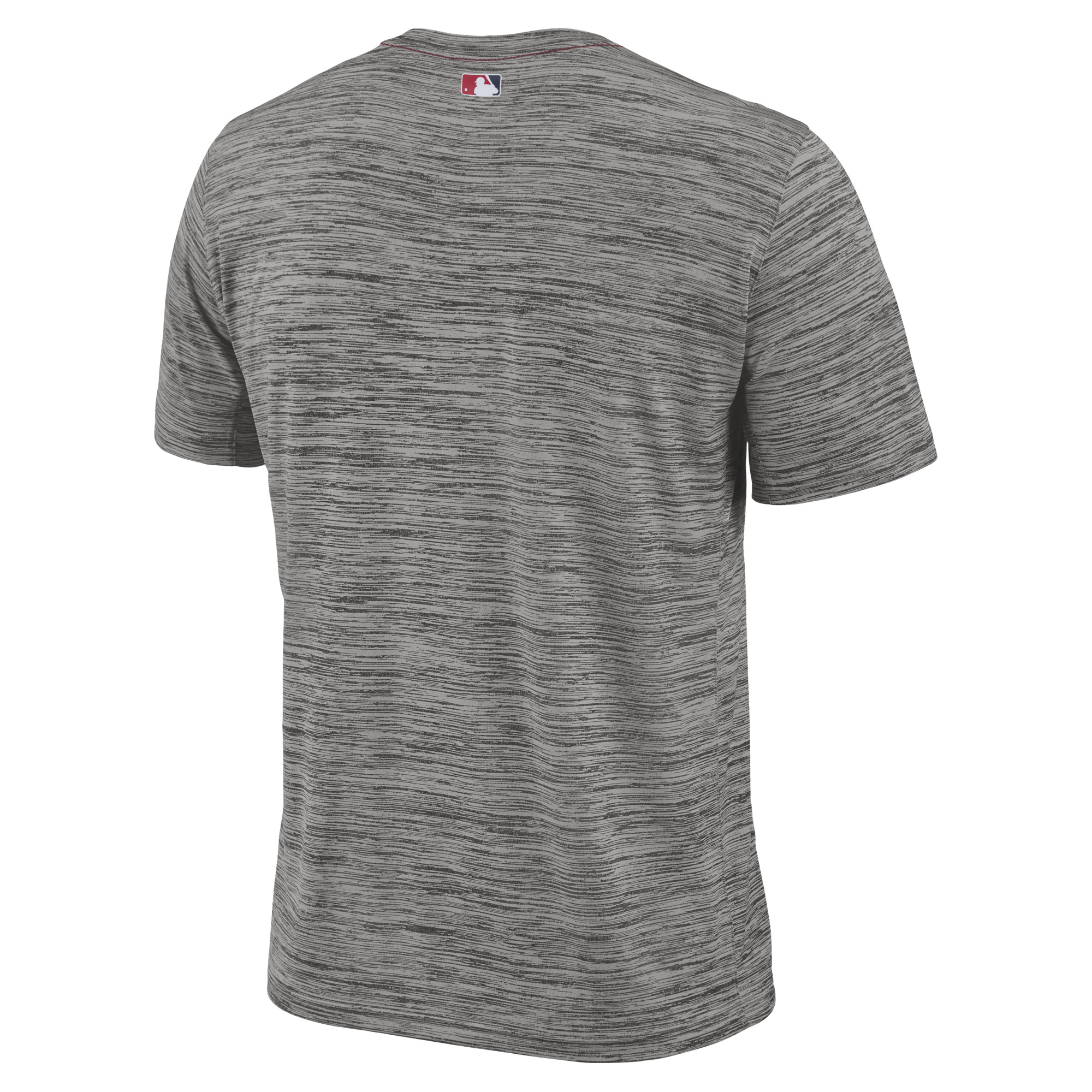 17e5a53251f828 Washington Nationals Nike Authentic Collection Velocity Team Issue Performance  T-Shirt - Gray - Walmart.com