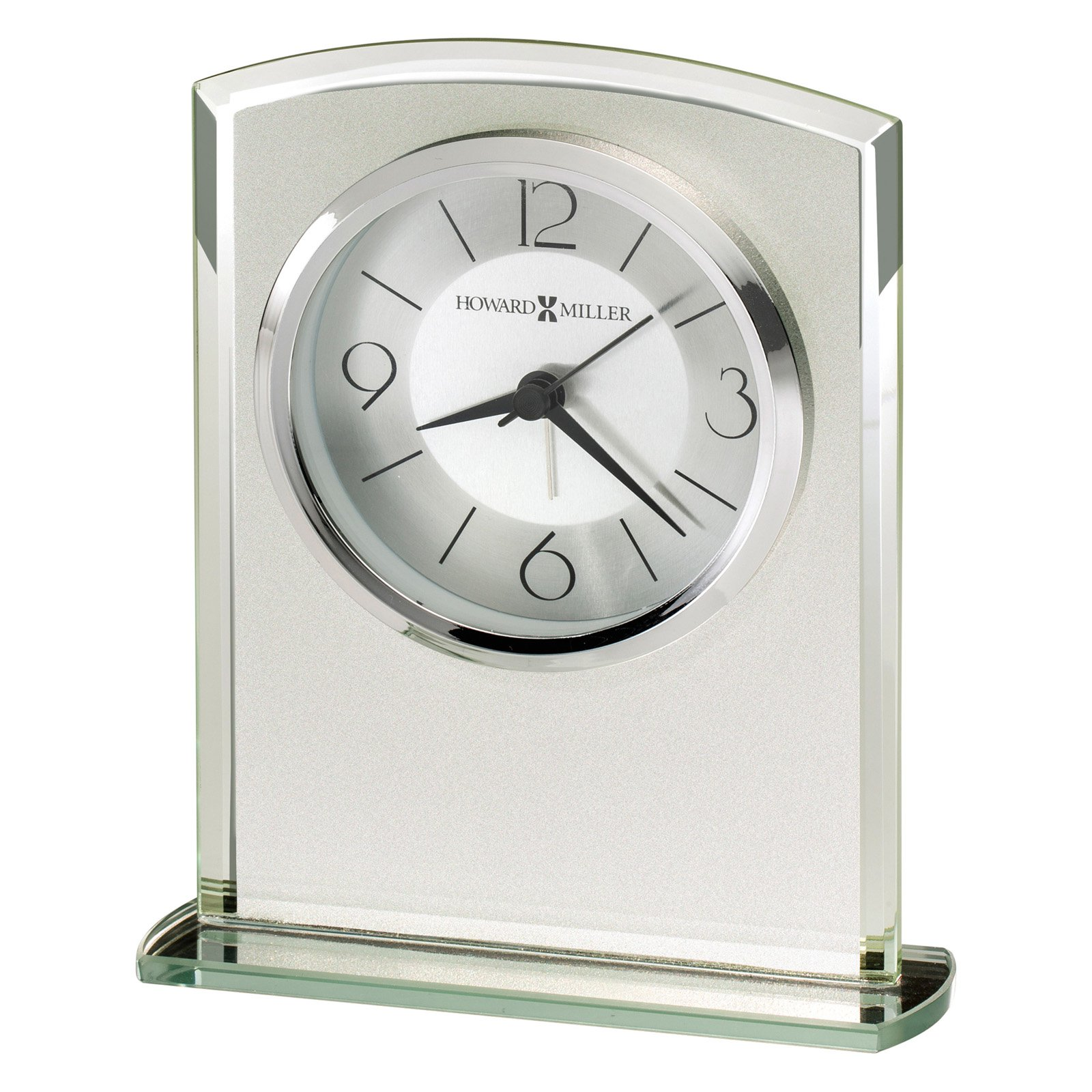 Howard Miller Glamour Desktop Clock