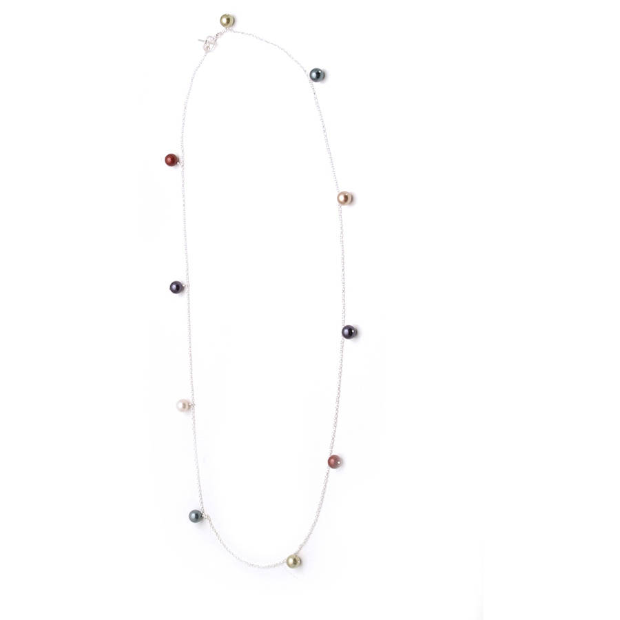 Virtue Necklace by Women's Bean Project