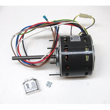 Furnace Air Handler HVAC Direct Drive Blower Motor 1/3 HP 1075 RPM on 2 speed electric motor wiring diagram, 1 phase electric motor wiring diagram, 3 speed electric motor wiring diagram, 230 volt electric motor wiring diagram,
