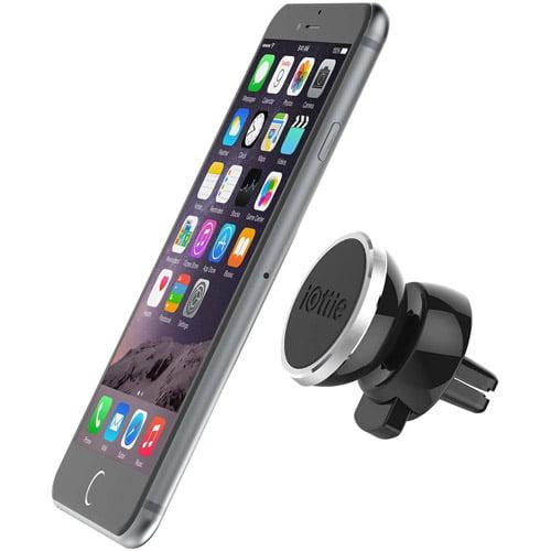 iOttie iTap Magnetic Air Vent Car Mount Holder for iPhone 5/5C/5S/6/6S/SE, 6/6SPlus, Galaxy S5/S6/S7, S6/S7Edge, Note 4/5/Edge