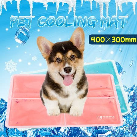 Large Cartier Tank - 2019 The Latest Design Pet Dog Mat Car Cool Ice Pad Teddy Mattress Mat Small Large Dogs Cat Cushion Summer Keep Cool Bed Pet Dog Cat Pad Carrier Mat