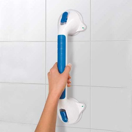 MareLight Strong Suction Ultra Grip Bathroom Shower Wall 16 Suction ...